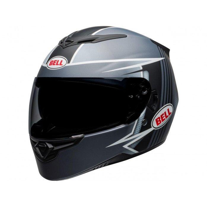 BELL RS-2 Helmet Swift Grey/Black/White Size XS
