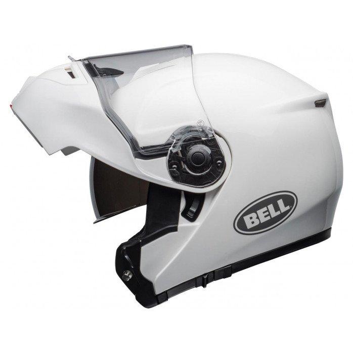 BELL SRT Modular Helmet Gloss White Size S