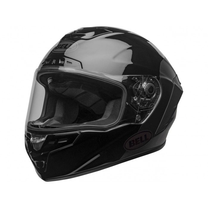 BELL Star DLX Mips Helmet Lux Checkers Matte/Gloss Black/Root Beer Size S