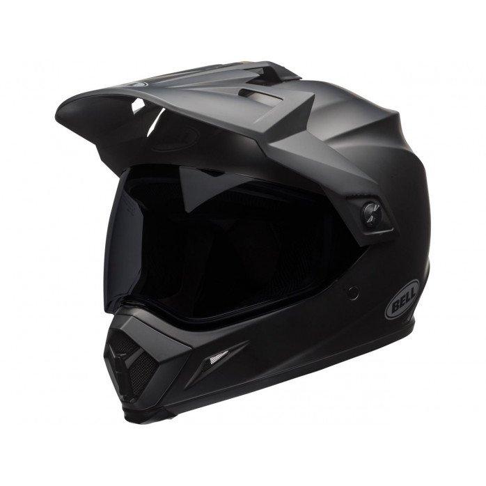 BELL MX-9 Adventure Mips Helmet Matte Black Size XXL