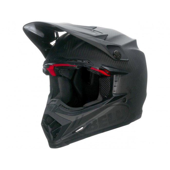 BELL Moto-9 Flex Helmet Syndrome Matte Black Size S