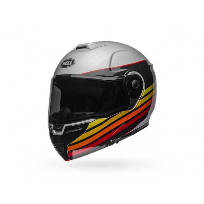 BELL SRT Modular Helmet RSD Newport Matte/Gloss Metal Red Size XS