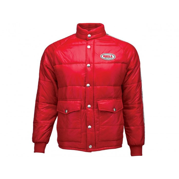 BELL Classic Puffy Jacket Red Size M