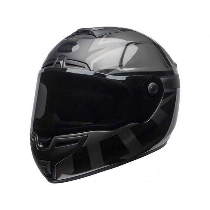BELL SRT Helmet Matte/Gloss Blackout Size XL