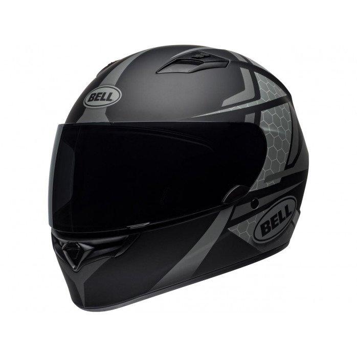 BELL Qualifier Helmet Flare Matte Black/Gray Size L