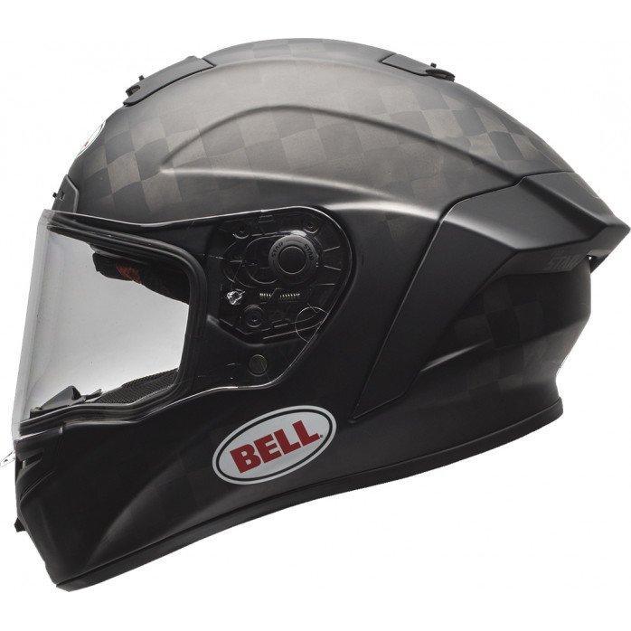BELL Pro Star Helmet Solid Matte Black Size XS