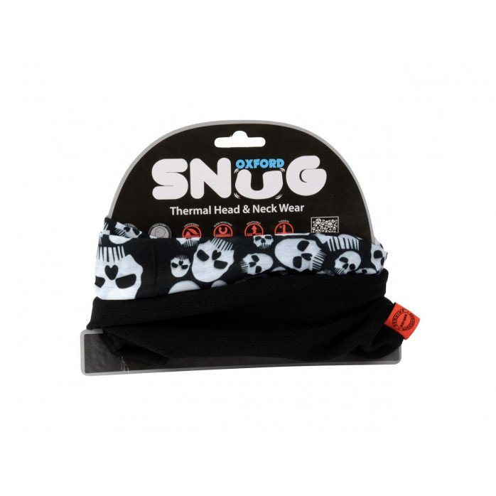 NECK WARMER SNUG SKULLS