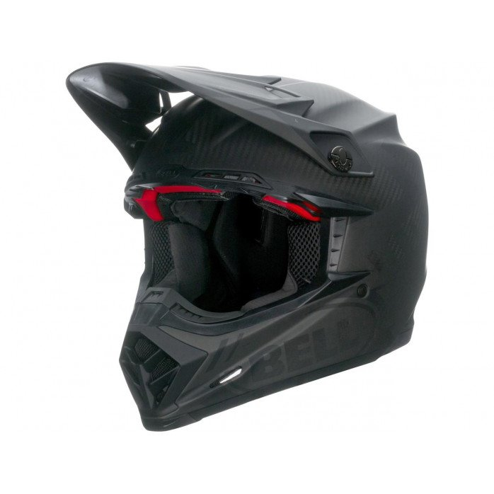 BELL Moto-9 Flex Helmet Syndrome Matte Black Size XS