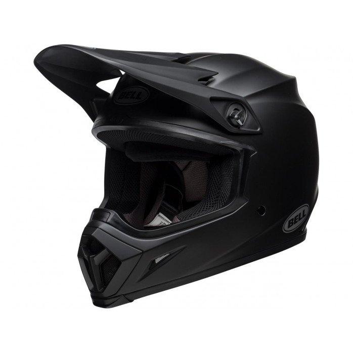 BELL MX-9 Mips Helmet Solid Matte Black Size XL