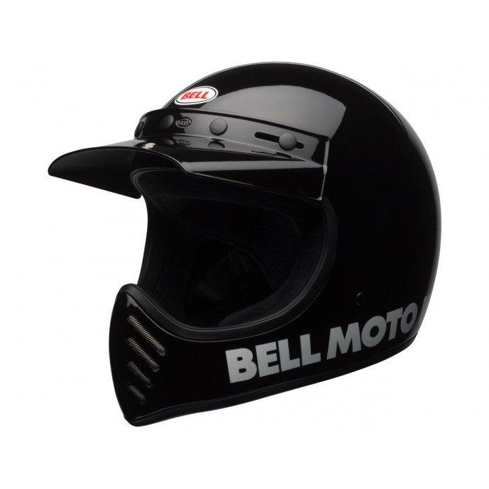 BELL Moto-3 Helmet Classic Black Size M