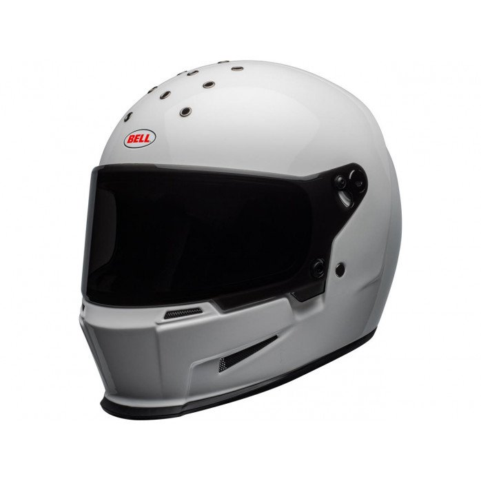 BELL Eliminator Helmet Gloss White Size S