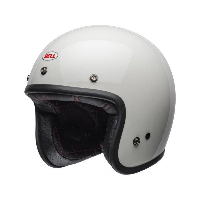 BELL Custom 500 Helmet Vintage White Size XL