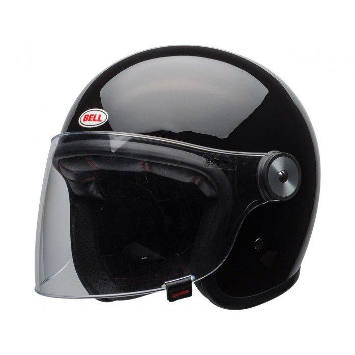 BELL Riot Helmet Solid Black Size XL