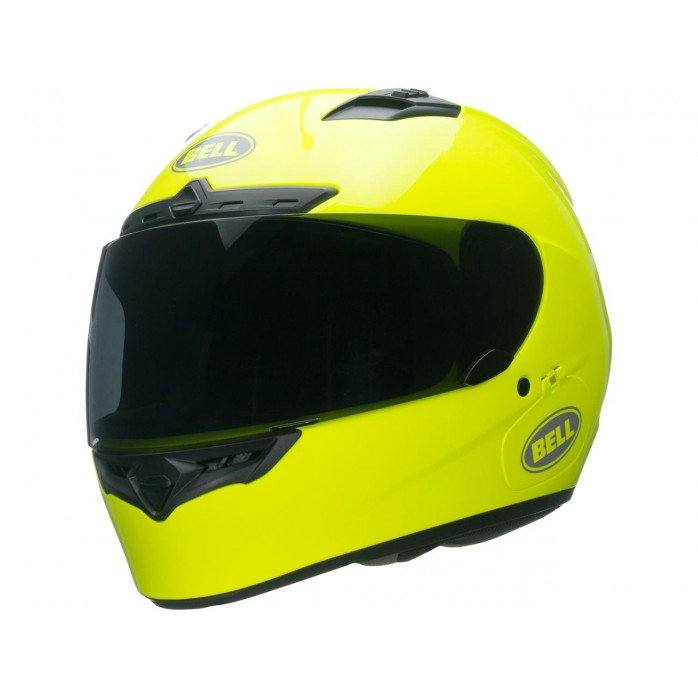 BELL Qualifier DLX Helmet Hi-Viz Yellow Size M