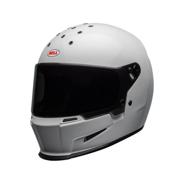 BELL Eliminator Helmet Gloss White Size XXL