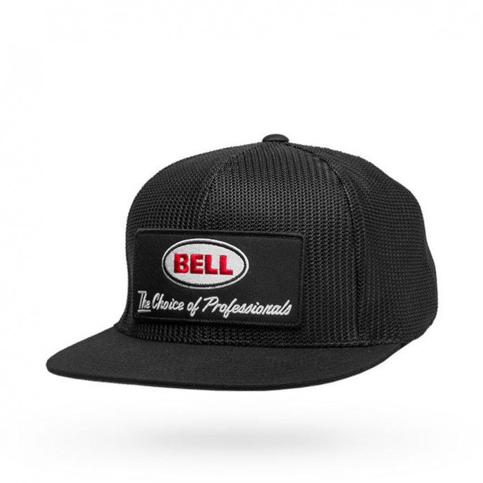 BELL Choice of Professionnals Mesh Rider Hat Black