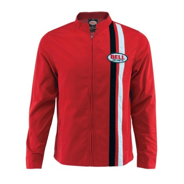 BELL Rossi Jacket Red Size M