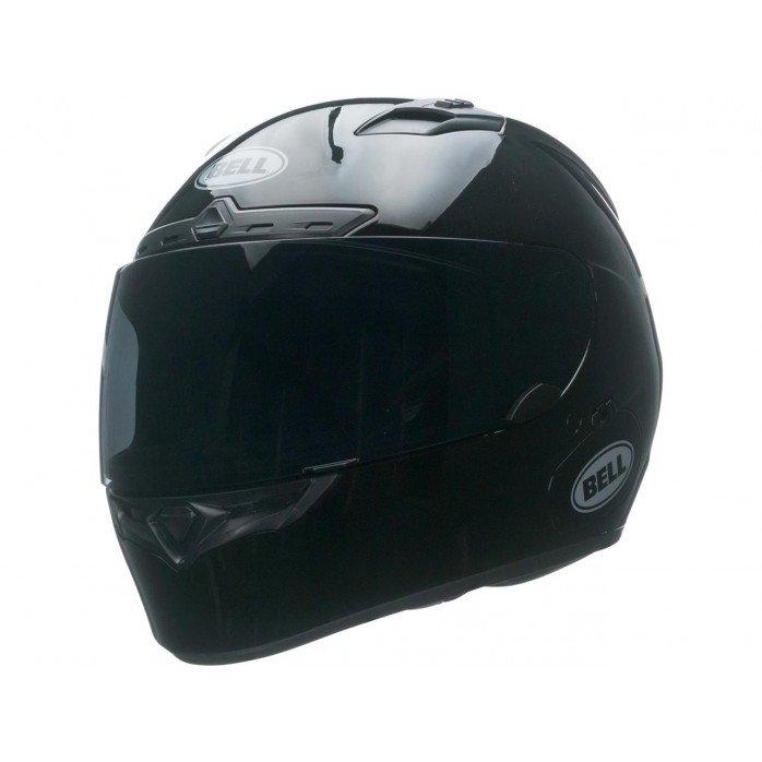BELL Qualifier DLX Mips Helmet Gloss Black Size XS