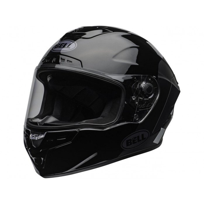 BELL Star DLX Mips Helmet Lux Checkers Matte/Gloss Black/White Size L