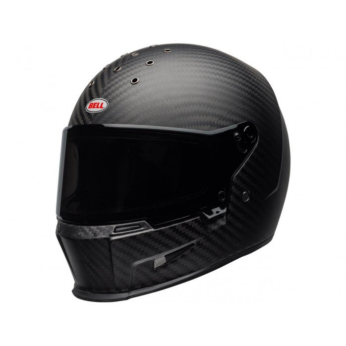 BELL Eliminator Carbon Helmet Matte Black Size XXXL