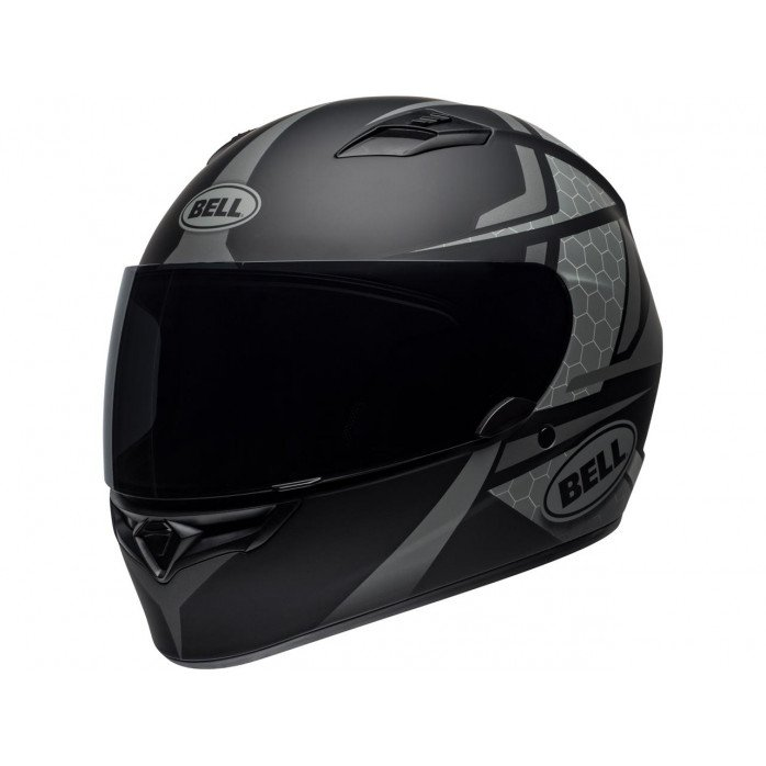 BELL Qualifier Helmet Flare Matte Black/Gray Size S