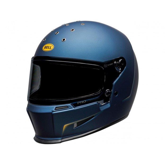 BELL Eliminator Helmet Vanish Matte Blue/Yellow Size XXXL